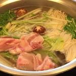 和食・中華 桂翠 - 東総豚のしゃぶしゃぶ