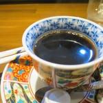 81471591 - 食後のコーヒーも美味しいですよ