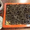 小堀屋本店 - 料理写真:黒切り蕎麦