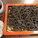 小堀屋本店 - 黒切り蕎麦