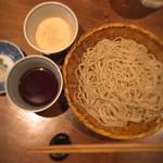Soba & BAR An - 胡麻だれ蕎麦