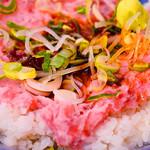 Minatoyashokuhin - 脂っぽいのがまた美味しいです。