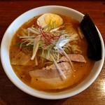 麺処 メディスン麺 - 料理写真:赤麺(780円)