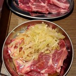 81478538 - 今回のお肉です