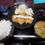 81478735 - チキン南蛮定食¥550-