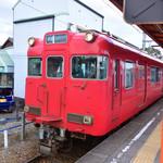 牧野お好み焼 - ローカル線に揺られながら西幡豆駅を下車