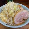 ラーメン二郎 - 料理写真:小ラーメン・ニンニク(700円)