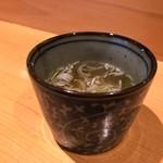 ヨコハマシャリランカカレー - 鰹出汁スープ