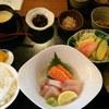 味工房えん - 料理写真:造り定食1200円