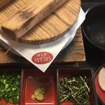 釜寅 - 料理写真:ランうなぎごぼう 1,000円