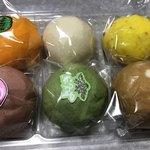 野田饅頭店 - 料理写真: