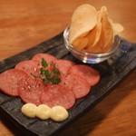 肉の寿司×焼鳥 okitaya - お通し