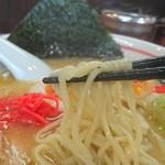 麺小屋 ここりこ - 麺アップ