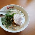 ラーメンショップ 西海 - ミニ西海352円(税別)