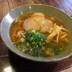 美渓 - 大半のお客様にスープまで完食して頂き感謝の気持ちがこもった逸品です