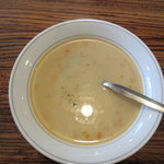ステーキハウス ジャンプ - スープ
