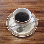 ステーキハウス ジャンプ - ホットコーヒー