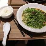 81491592 - 汁なし担々麺