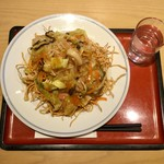 中華料理 泰洲園 - 焼そば(690円)