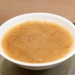 齋華 - 六品目/トラザメのフカヒレの茶碗蒸し