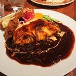 新洋食 KAZU - オムライス、ハヤシ