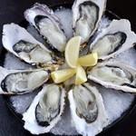 美浦荘 - 料理写真:生牡蠣