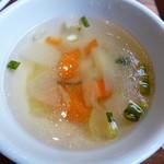 タイ料理バル タイ象 - スープ