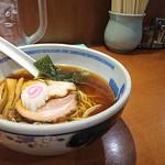 たけちゃんにぼしらーめん - 料理写真:醤油ラーメン