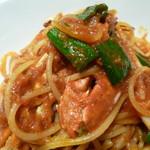 銀座イタリアン Fabi's  - 渡り蟹