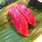 健寿司 - まぐろ赤身は同僚。
