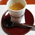 Suzuoki - 粟と里芋の蒸し物(柚子胡椒入)