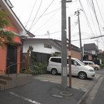 大江戸 - 住宅街の一角