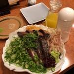 81500607 - 「とろ鰹焼切(塩たたき)」(1400円)