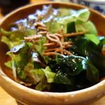 宇奈根 山中 - サラダ