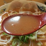 恵比朱 - 激辛スープ