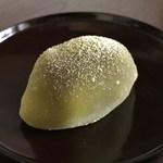 川端道喜 - うぐいす餅