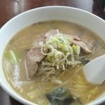 プッペ - 味噌チャーシューラーメン