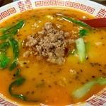 龍鳳園 - 坦々刀削麺 (だおしゃんみぇん)
