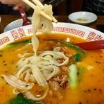 龍鳳園 - この麺美味しい‼︎