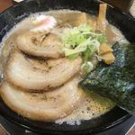 麺房 十兵衛 - 特濃醤油+チャーシュー