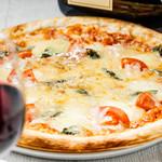 ココロカフェ ダイニング - マルゲリータピザ