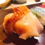 英ちゃん冨久鮓 - 貫禄の「赤貝」❤️❤️❤️