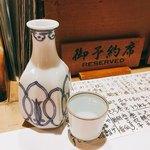英ちゃん冨久鮓 - 日本酒^^♪
