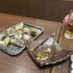 丸呑稚内漁港 -