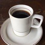 ホンキートンク - ランチサービスのコーヒー