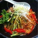 横濱家 - 冷やし担々麺
