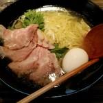 厚木本丸亭 - 塩らー麺
