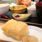 酒菜食房いち - 作りたての出汁巻き卵