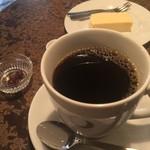 ムーン ファクトリー コーヒー - コーヒーとチーズケーキ
