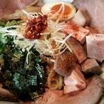 麺食堂 88 - ジャンクそば+チャーシュートッピング